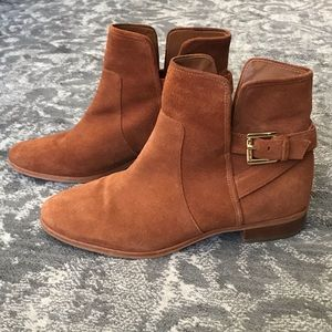 Michael Kors Booties (very good condition)